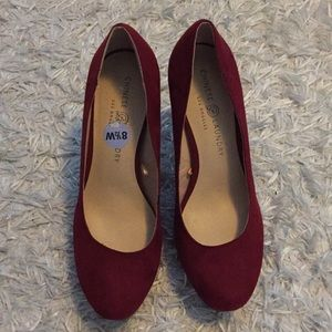 NWOB Chinese Laundry Red Heels
